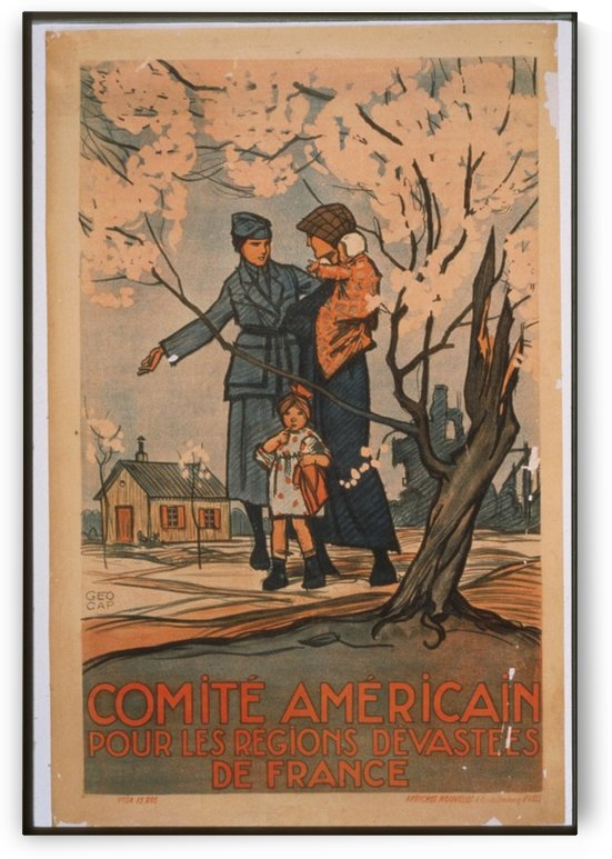 Vintage---Family by VINTAGE POSTER
