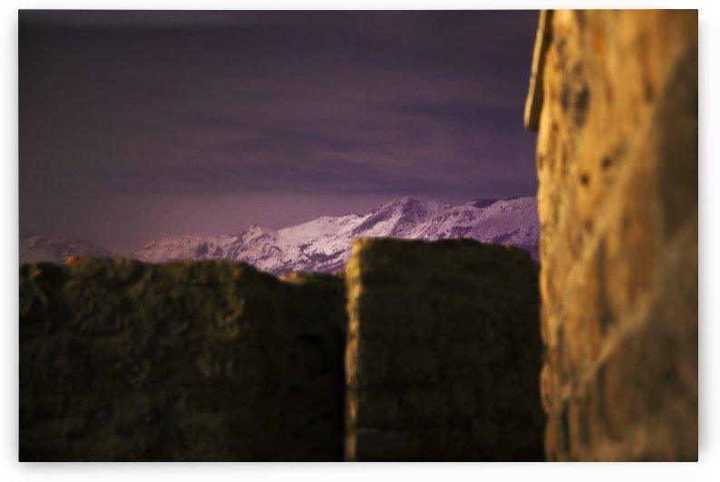 Stone walls  by Marko Radovanovic