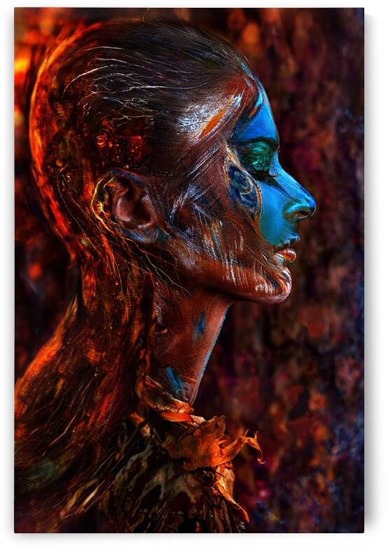 Spirit of the wood by Ivan Kovalev