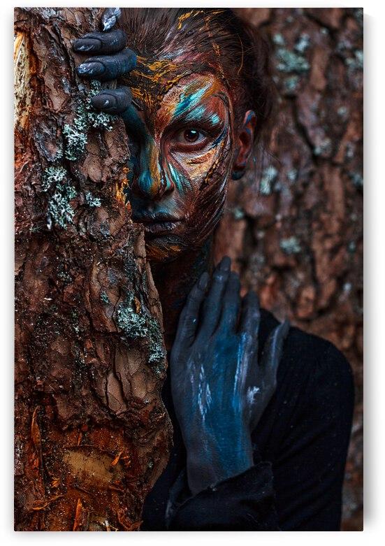 forest keeper by Ivan Kovalev