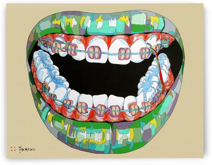 Smile by Lucian Tidorescu