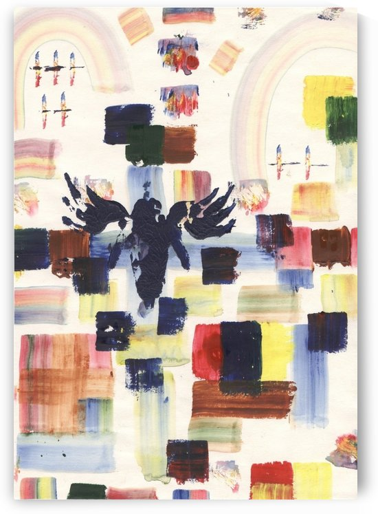 Angel by Jeff Hibbard