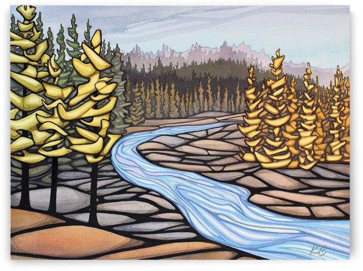 River Rocks by Katelynn Clarey