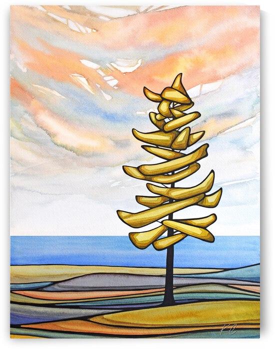Lone Pine by Katelynn Clarey