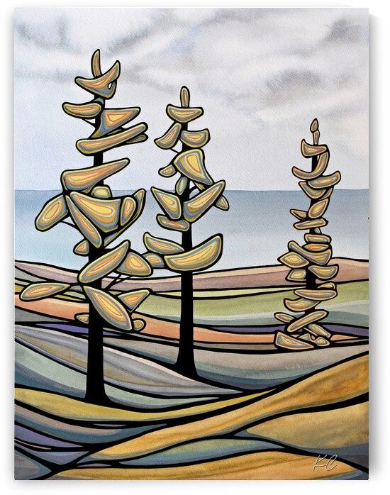 Three Trees by Katelynn Clarey