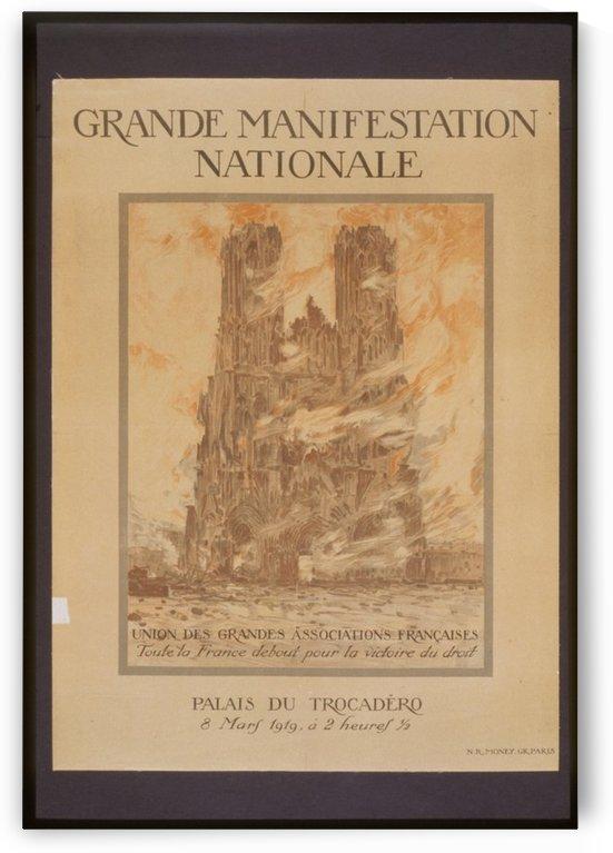 Vintage---Grand-Manifestation by VINTAGE POSTER