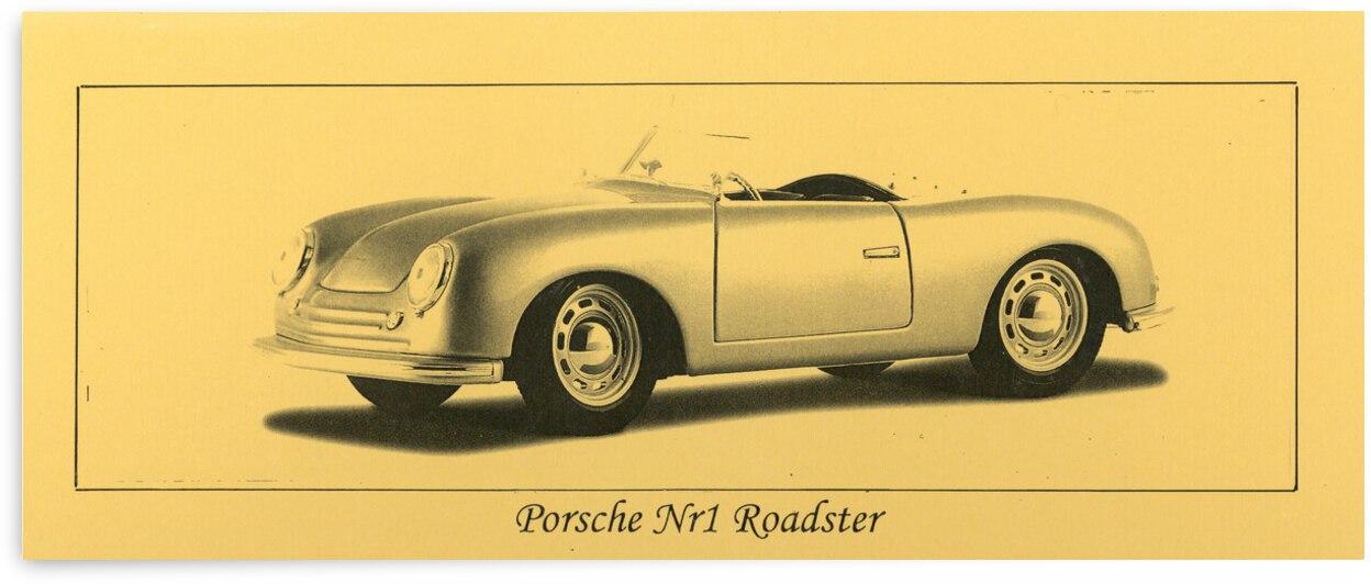 Porsche Nr1 Roadster by Fikus and Pompon