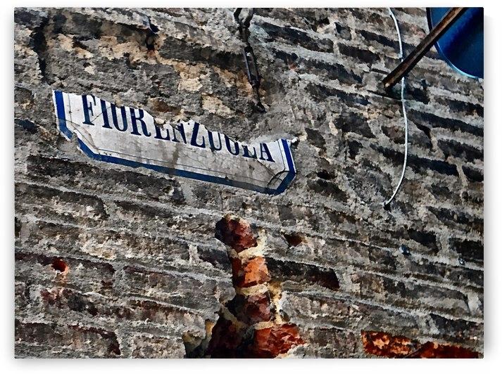 Via Fiorenzuola by Dorothy Berry-Lound