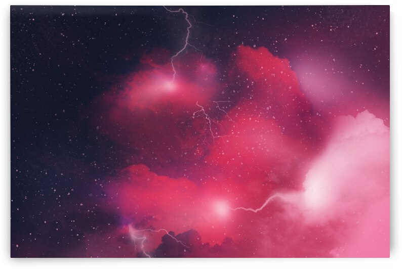 colorful abstract universe textured background Sky Extra Large Art Clouds Wall Art  Abstract Modern Art  Minimalist Painting from Original Abstract Painting by GrapyArt