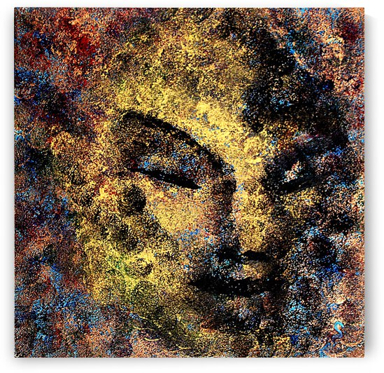 Emerging Buddha by Dorothy Berry-Lound