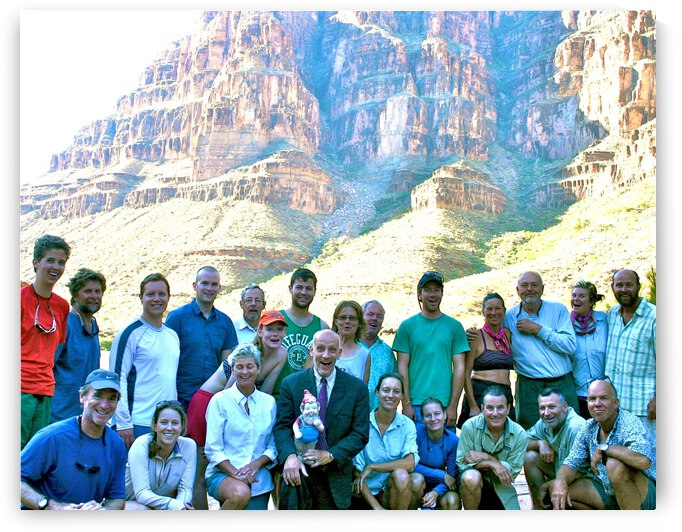 Grand Canyon Group Photo by Chellivision