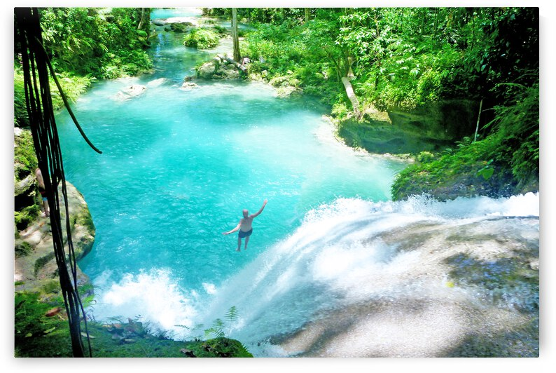 Jamaica Blue Hole 2014 9 by Chellivision
