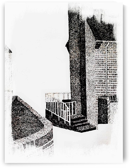 Homage to Bricks by Dorothy Berry-Lound