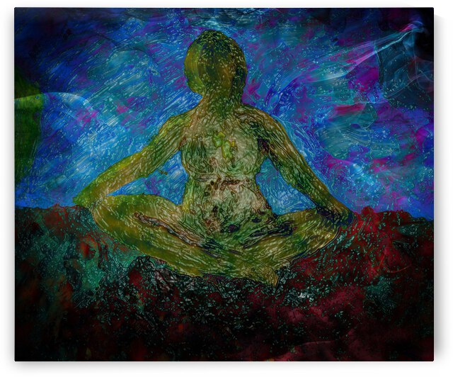 Meditation Practice by Dorothy Berry-Lound