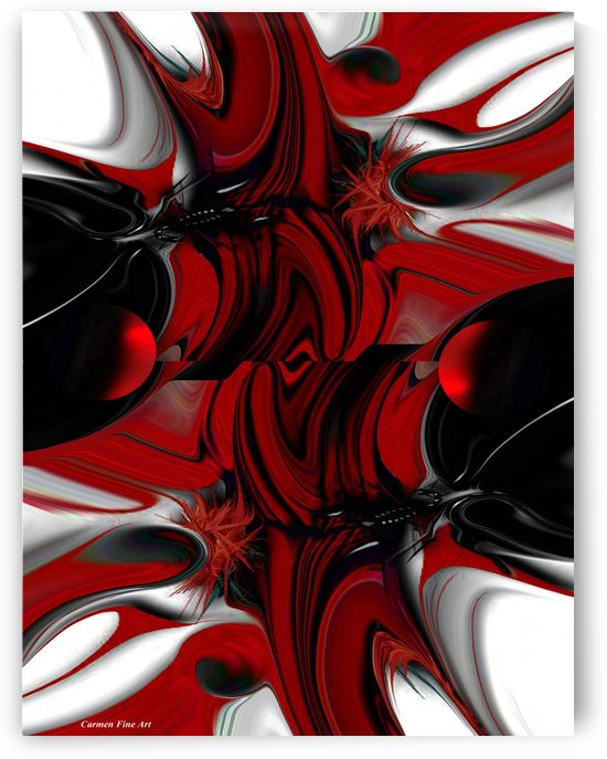 Perceptive Creation by Carmen Fine Art