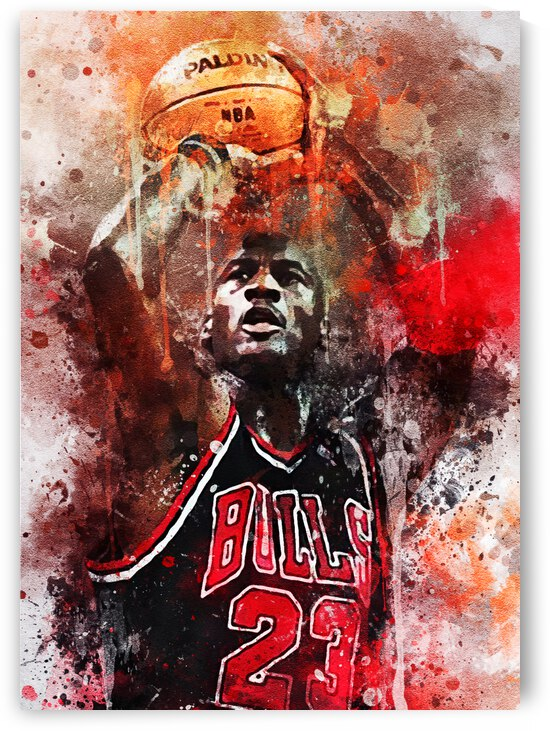 Michael Jordan by Dims Art