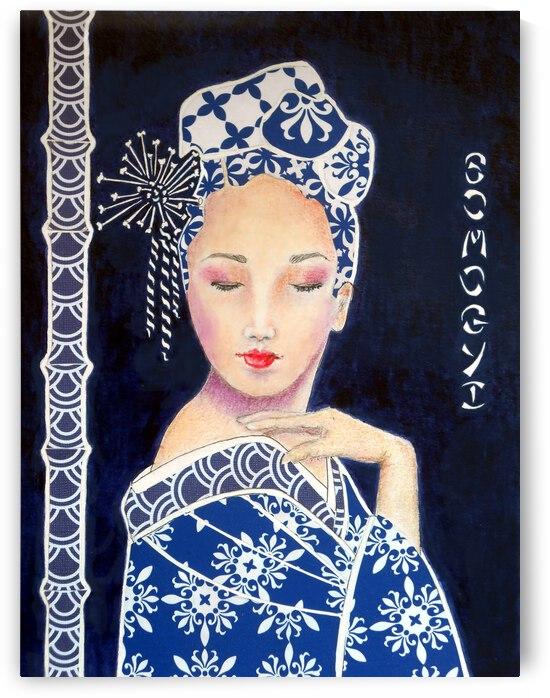 Yukata by Jayne Somogy