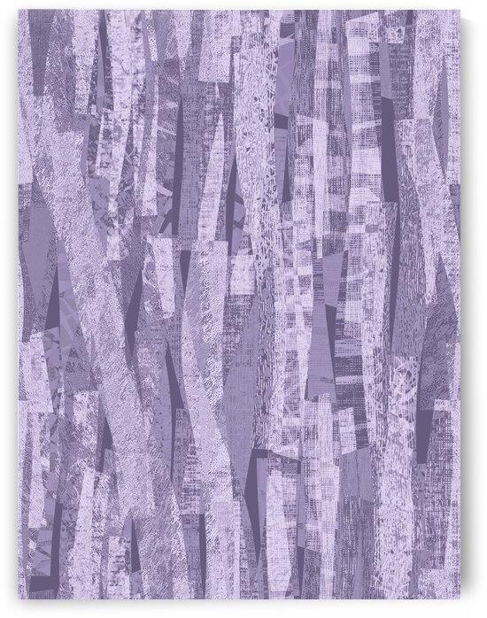 strata rush lavender amethyst purple by CR Leyland