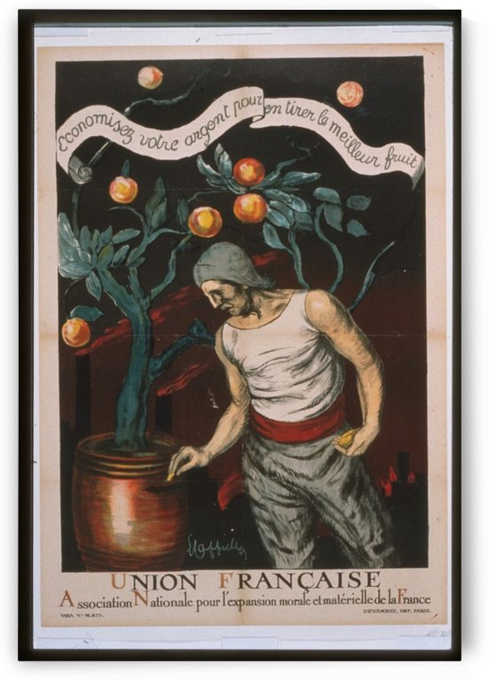 Vintage---Union by VINTAGE POSTER