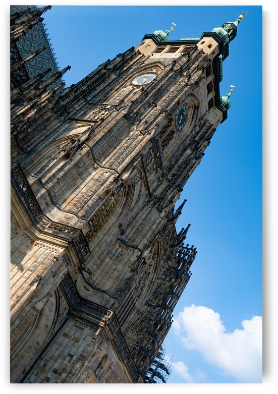 St Vitus Cathedral by Greg Starr