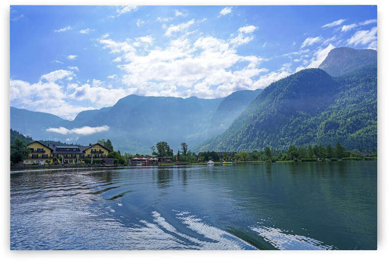 Beach and Waterfront Obertraun Austria by 24