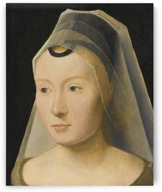Portrait of a Young Woman by Hans Memling