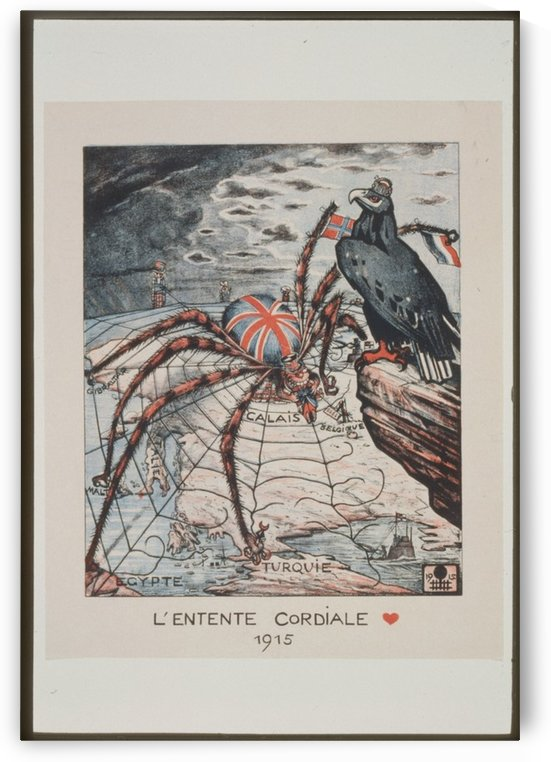 Vintage---War-Poster-1915 by VINTAGE POSTER