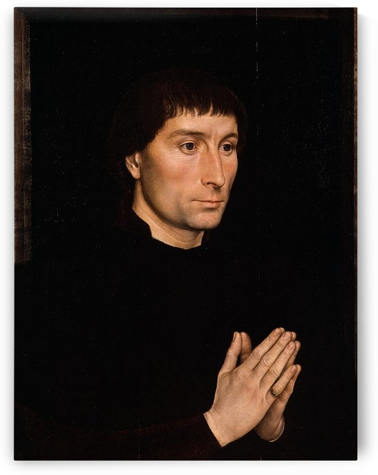 Portrait of Tommaso di Folco Portinari by Hans Memling