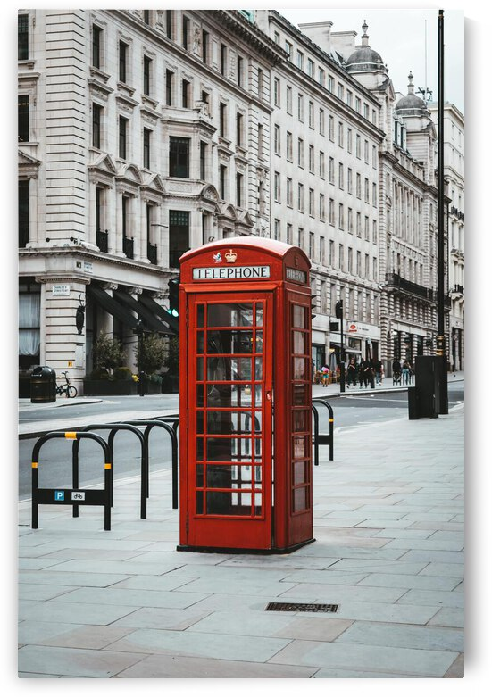 UK Phone Booth by Helm