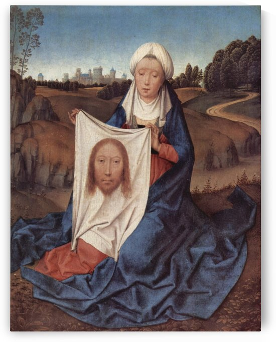 Saint Veronica, 1475 by Hans Memling