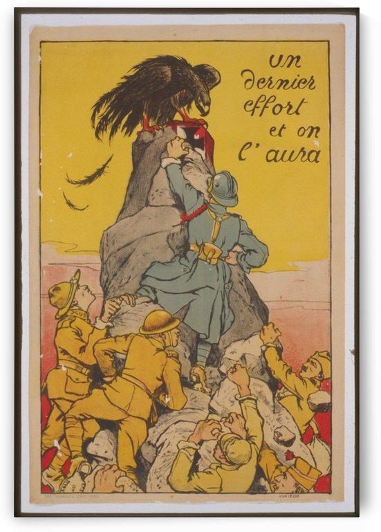 Vintage---War-Poster by VINTAGE POSTER