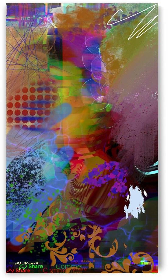 Color Day by Nancy Dinger Aikins
