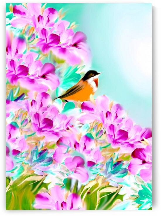 Morning Song Bird by Natasha McGhie