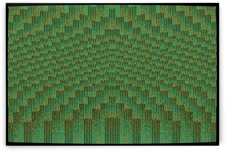 Westfalia Green by Doug Harris