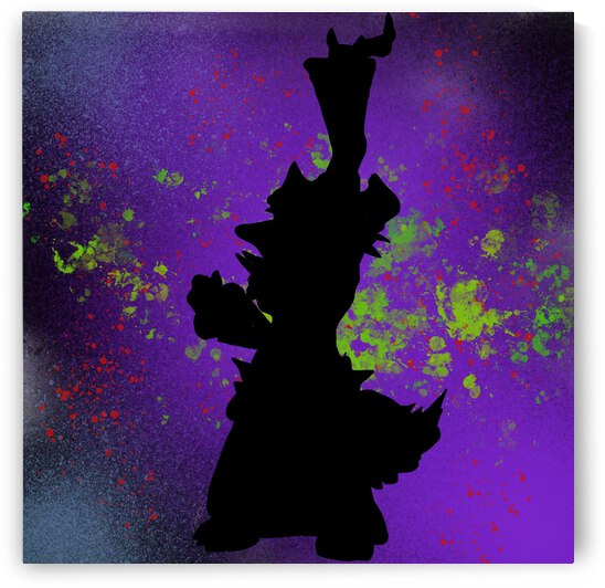 7-3 Vulpera Warlock by Kate Shuch