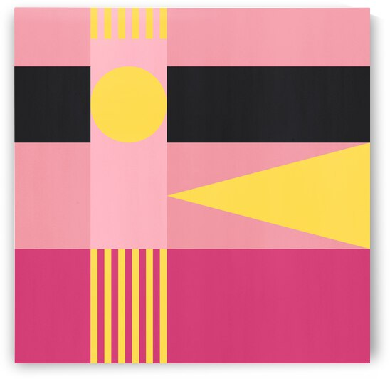 Geometrization II by Vitor Costa