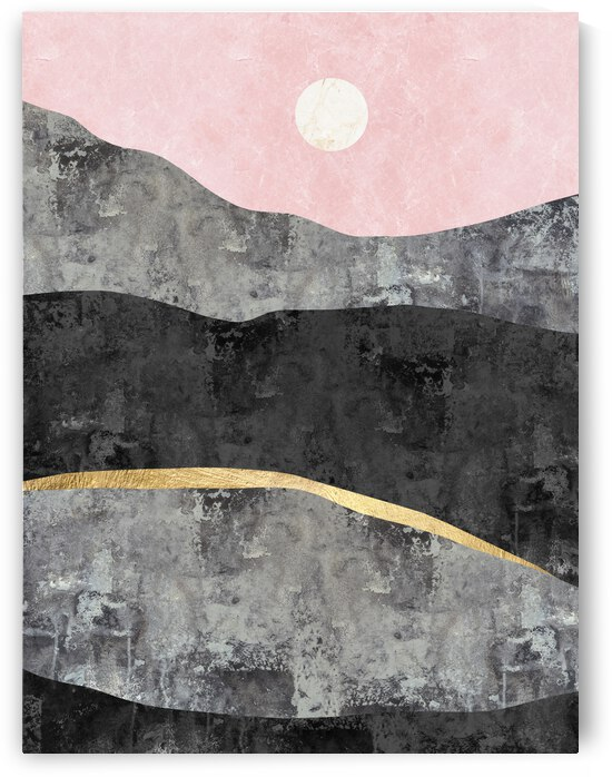 Landscape Collage 10 by Vitor Costa