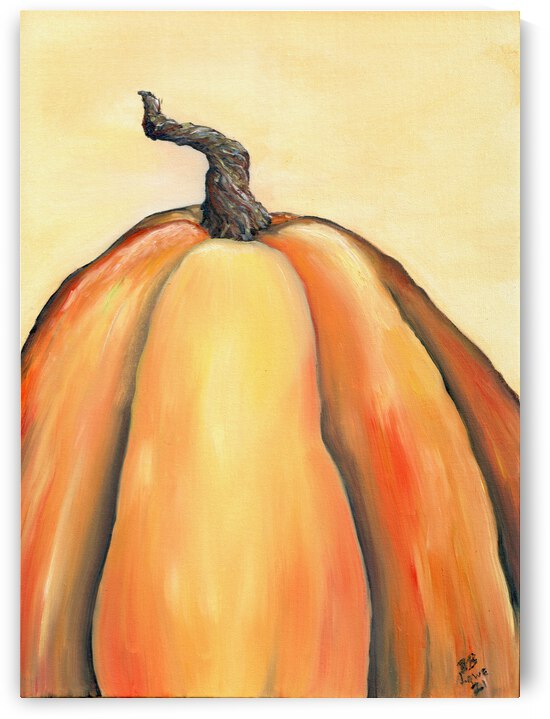 Pumpkin oil 21 by Brandi Blackwood Lowe