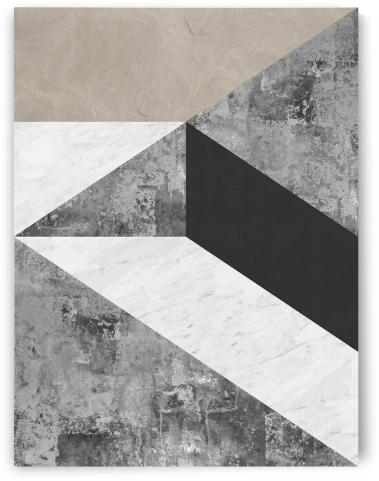 Geometric Textures 3 by Vitor Costa