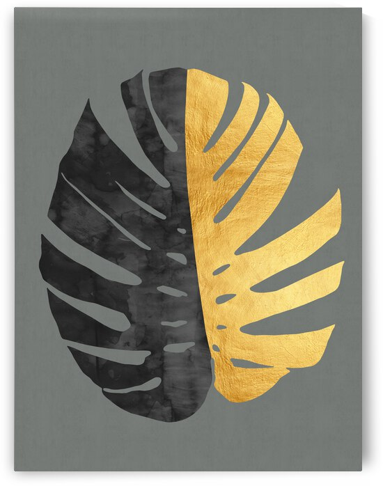 Tropical Leaf 7 by Vitor Costa