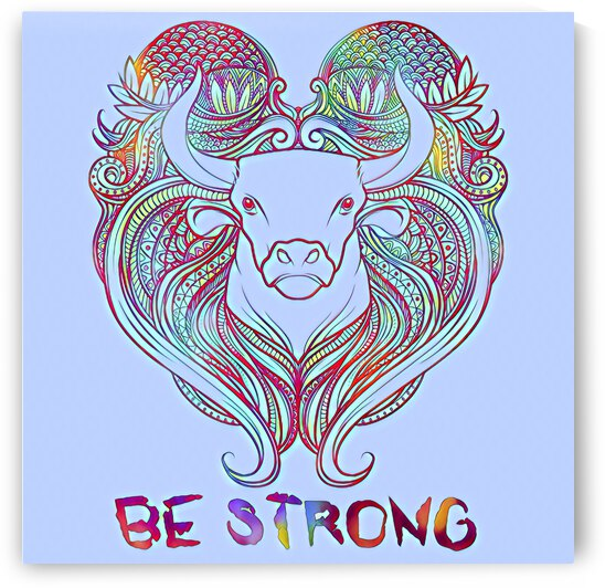strong by Magicifa  Ifat Porat