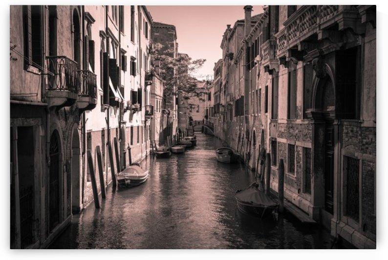 Venise - Canal by Fabien Dormoy