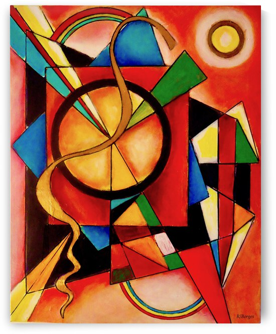 TROY by Ramon Felipe Borges