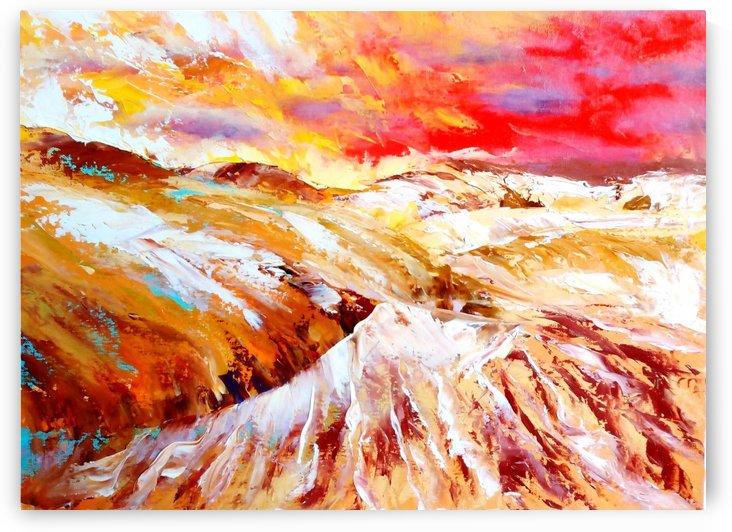 Sandy dunes    by Budai George