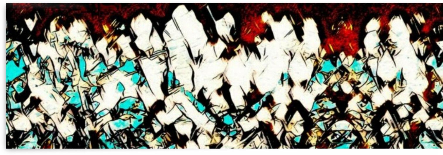 Graffiti R Us by Panda s Playground