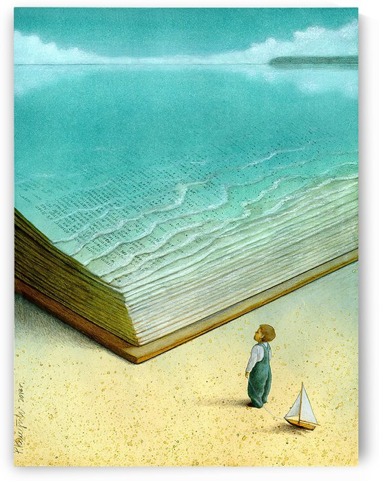 Ocean by Pawel Kuczynski
