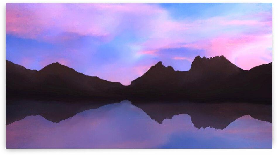 Cradle Mountain Tasmania by Natasha McGhie