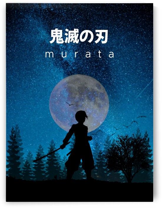Murata Demon Slayer by Vicky Hanggara