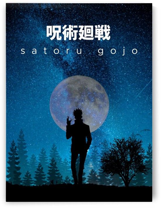 Satoru Gojo Jujutsu Kaisen. by Vicky Hanggara