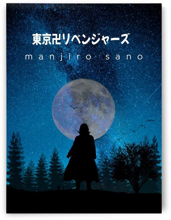 Manjiro Sano Tokyo Revengers by Vicky Hanggara